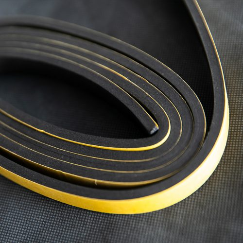 Strisce adesive isolanti Neoprene per conservazione e cottura sottovuoto - Besser Vacuum